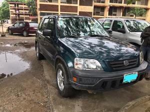Honda CR-V 1999 2.0 4WD Automatic Green   Cars for sale in Lagos State, Yaba