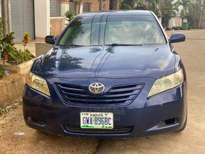 Toyota Camry 2008 2.4 LE Blue   Cars for sale in Abuja (FCT) State, Wuse 2