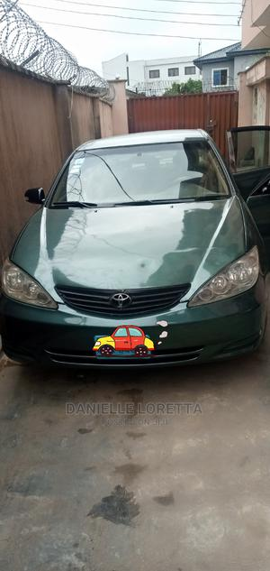 Toyota Camry 2006 Green | Cars for sale in Lagos State, Alimosho