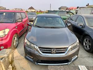 Honda Accord 2013 Gray | Cars for sale in Bayelsa State, Yenagoa