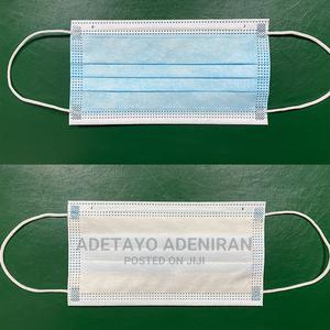 50 Pieces Surgical Nose Mask (N2000) | Tools & Accessories for sale in Lagos State, Agboyi/Ketu