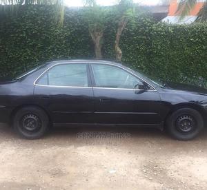 Honda Accord 2001 Brown   Cars for sale in Lagos State, Egbe Idimu