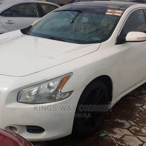 Nissan Maxima 2011 3.5 S White | Cars for sale in Lagos State, Ikeja