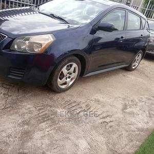 Pontiac Vibe 2009 2.4 4WD Blue | Cars for sale in Lagos State, Alimosho