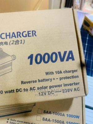 1000watt Inverter and Charger | Solar Energy for sale in Delta State, Ika South