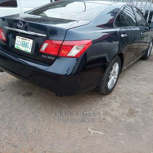 Lexus ES 2008 350 Blue | Cars for sale in Lagos State, Alimosho