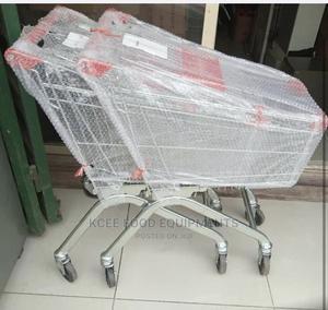 Supermarket Trolley   Store Equipment for sale in Kebbi State, Birnin Kebbi