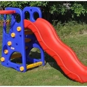 2 in 1 Slide and Basket Ball   Toys for sale in Lagos State, Lagos Island (Eko)