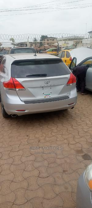 Toyota Venza 2010 V6 AWD Silver | Cars for sale in Kwara State, Ilorin South