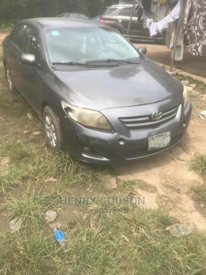 Toyota Corolla 2008 1.6 VVT-i Gray   Cars for sale in Lagos State, Yaba