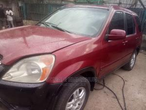 Honda CR-V 2004 2.0i ES Automatic Red | Cars for sale in Rivers State, Obio-Akpor