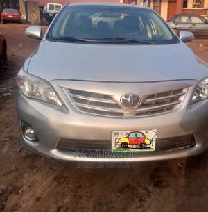Toyota Corolla 2011 Silver | Cars for sale in Enugu State, Enugu