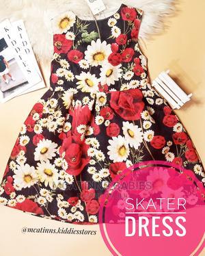 Skater Girls Dress | Children's Clothing for sale in Lagos State, Ikorodu