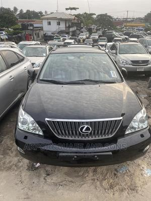 Lexus RX 2007 Black | Cars for sale in Lagos State, Apapa