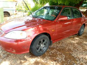 Honda Civic 2000 Red | Cars for sale in Sokoto State, Sokoto South