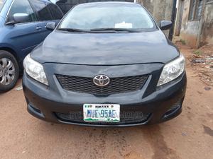Toyota Corolla 2009 Black   Cars for sale in Ondo State, Akure