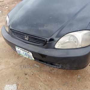 Honda Civic 1998 Black | Cars for sale in Abuja (FCT) State, Bwari