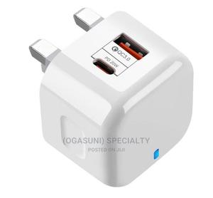 Charge Support QC3.0 Fast Charge 18W, PD20W | Accessories for Mobile Phones & Tablets for sale in Abia State, Aba North