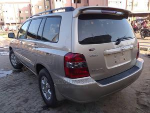Toyota Highlander 2007 V6 Gold | Cars for sale in Lagos State, Ojo