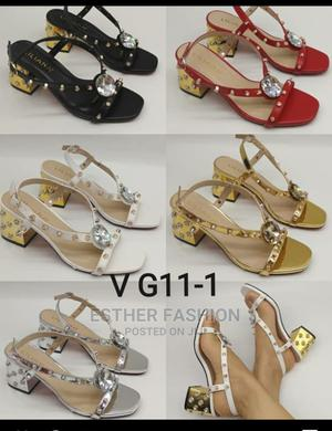Fashion Ladies Quality Sandals | Shoes for sale in Lagos State, Ikeja