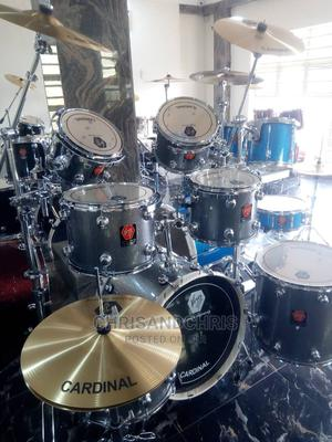 7 Set of Virgin Drum | Musical Instruments & Gear for sale in Lagos State, Ikeja