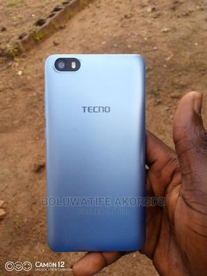 Tecno F1 8 GB Blue | Mobile Phones for sale in Oyo State, Egbeda