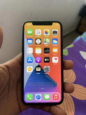 Apple iPhone X 64 GB Black | Mobile Phones for sale in Lagos State, Ajah