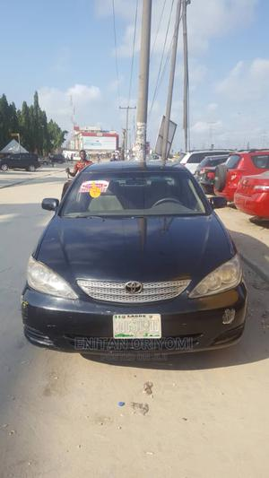 Toyota Camry 2003 Black | Cars for sale in Lagos State, Lekki