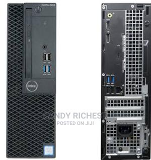 Desktop Computer Dell OptiPlex 3050 8GB Intel Core I5 HDD 1T | Laptops & Computers for sale in Lagos State, Ikeja