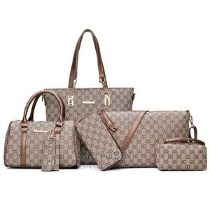 6 Pcs Luxury Ladies Hand Bags Shoulder Bags   Bags for sale in Lagos State, Ogba