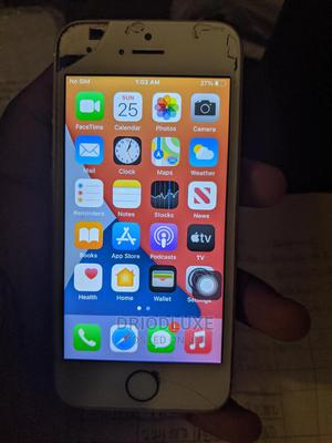 Apple iPhone SE 16 GB Gold | Mobile Phones for sale in Lagos State, Yaba