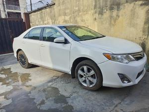 Toyota Camry 2012 White | Cars for sale in Lagos State, Oshodi