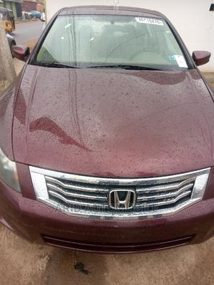 Honda Accord 2008 Red   Cars for sale in Lagos State, Abule Egba