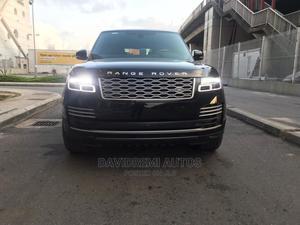 Land Rover Range Rover Vogue 2018 Black   Cars for sale in Lagos State, Lekki