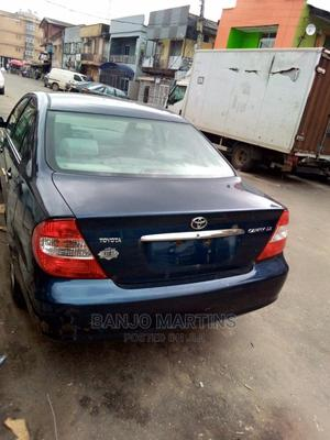 Toyota Camry 2003 Blue | Cars for sale in Lagos State, Alimosho