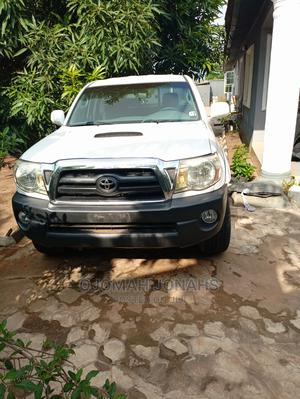 Toyota Tacoma 2004 White | Cars for sale in Lagos State, Alimosho