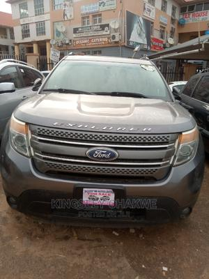 Ford Explorer 2012 Gray   Cars for sale in Abuja (FCT) State, Karu