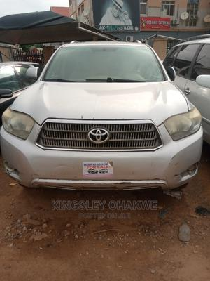 Toyota Highlander 2008 Limited Silver | Cars for sale in Abuja (FCT) State, Karu