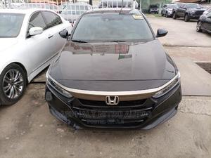 Honda Accord 2019 Black | Cars for sale in Lagos State, Ajah