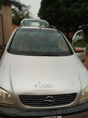 Opel Zafira 1999 1.8 Silver | Cars for sale in Enugu State, Nkanu West
