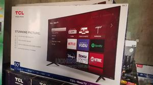 TCL 50inches Roku Smart TV   TV & DVD Equipment for sale in Lagos State, Ojo