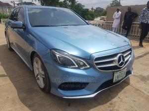 Mercedes-Benz E350 2010 Blue | Cars for sale in Abuja (FCT) State, Gwarinpa