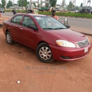 Toyota Corolla 2004 LE Red | Cars for sale in Abuja (FCT) State, Central Business Dis