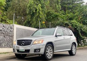 Mercedes-Benz GLK-Class 2012 350 Silver | Cars for sale in Abuja (FCT) State, Jabi