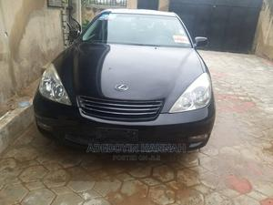 Lexus ES 2003 300 Black   Cars for sale in Lagos State, Ikeja