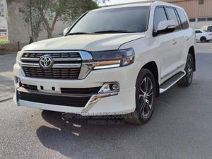 Toyota Land Cruiser 2019 4.0 V6 GXR White   Cars for sale in Lagos State, Ajah