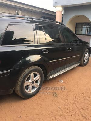 Mercedes-Benz GL Class 2008 GL 450 Black | Cars for sale in Delta State, Oshimili South