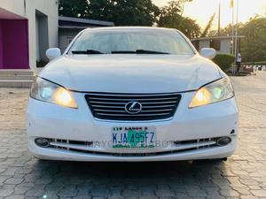 Lexus ES 2009 350 White | Cars for sale in Lagos State, Yaba