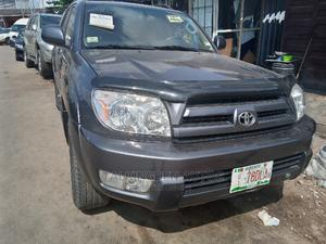 Toyota 4-Runner 2005 Limited V6 4x4 Gray | Cars for sale in Lagos State, Surulere