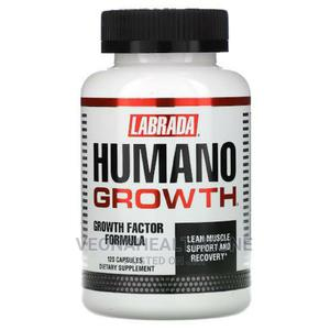 Labrada, Humano Growth Factor Formula - 120 Capsules   Vitamins & Supplements for sale in Lagos State, Ikoyi